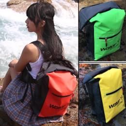Outdoor waterproof backpack