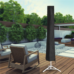 Outdoor sunshade dust cover
