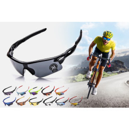 UV400 outdoor bicycle glasses