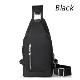 Men's Messenger bag shoulder Oxford cloth Chest Bags Crossbody Casual messenger bags