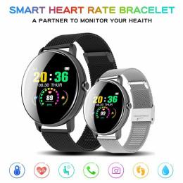 P8Y full screen touch smart bracelet