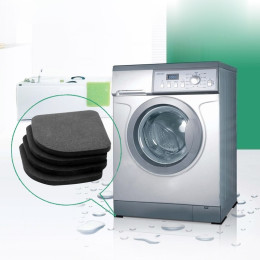 4pcs Washing Machine Anti Vibration Pad