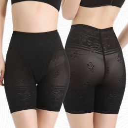 Seamless Jacquard Body Shaper Panties Underwear