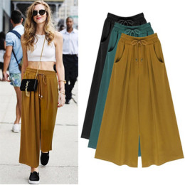 Women's Summer Wide Leg Loose Pants