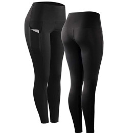 High Waist Running Legging's with Pocket