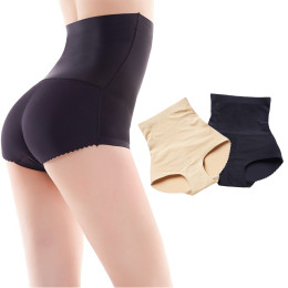 Invisable Body Shaper High Waist Tummy Control Panty Slim Butt Lifter Waist Trainer