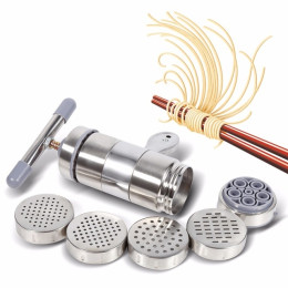 Manual Press Pasta Maker Machine