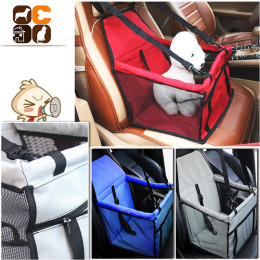 Safe Waterproof Pet Car Carrier