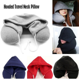 Classic Hooded Travel Pillow