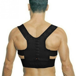 Rygbælte som aflaster, lindre smerter og giver bedre kropsholdning