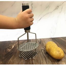 Potato Masher -Stainless Steel Masher Kitchen Tool