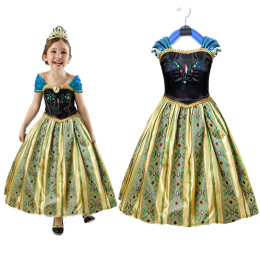 Adorable Princess Girls Dress