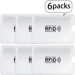 3pcs/6pcs Pack RFID block card