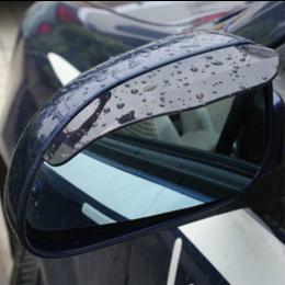 Rearview Mirror Rain Shade