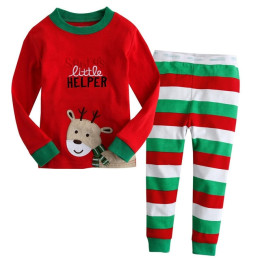 Children Christmas Pajama Set