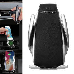 Automatic Car Holder for Car with Wireless Charger