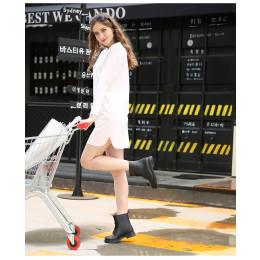 Women's Fashion Rainboots Waterproof Shoes