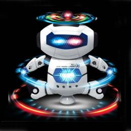 Dancing Humanoid Robot Toy