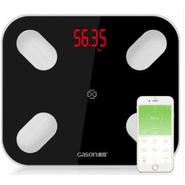 GASON S4 Body Fat scales Smart Bluetooth floor Weight Bathroom Scale