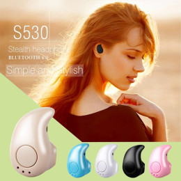 Mini Ultra-small S530 4.0 Stereo Bluetooth Earphone