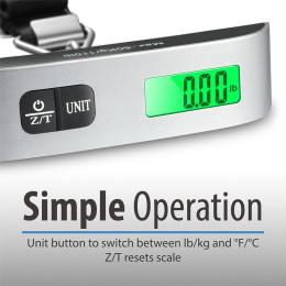 50kg LED Digital luggage scale