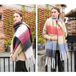 Super Warm Big Size Stylish Scarf