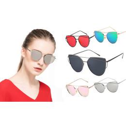 Women Luxury CatEye Sunglasses