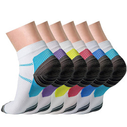 Six Pack Running Compression Socks
