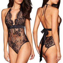 Sexy Lingerie Erotic Bodysuit