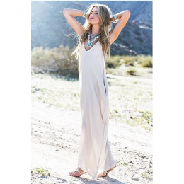 Summer Women's Sexy Sling Dress