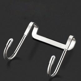 4pcs S-shaped door hanger hook