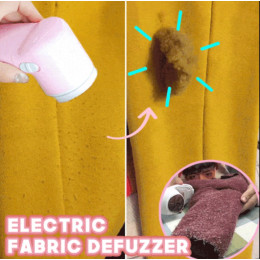 Electric Fabric Defuzzer