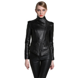Women Genuine Leather Jackets