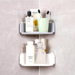 Vanity Corner Triangle Bathroom Storage Rack