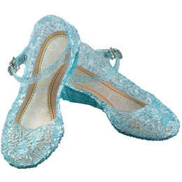 Girls Princess Elsa Shoes