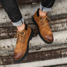 Men's Fashion Martin Boots