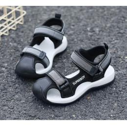 Children's soft bottom anti-collision children's beach sandals