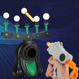 Target Shoot Practice Suspension Flying Ball Shooting Floating Hovering Ball