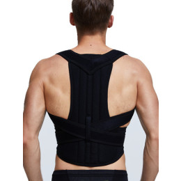 Adjustable Back Brace Posture Corrector Shoulder Belt