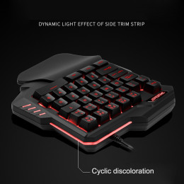 Single Handed gameing Keyboard
