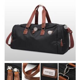 Portable Men Single Shoulder Travel Bags