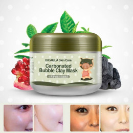 Carbonated Bubble Deep Cleaning Moisturizing Skin Care Face Mask
