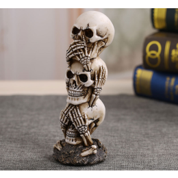 Resin Craft Human Statue