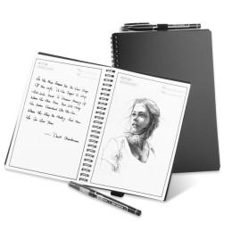 Smart Reusable Erasable A5 B5 Notebook