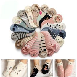 16colors Cute 3D Ankle Socks
