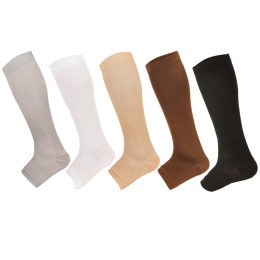 Open Toe Unisex Compression stockings