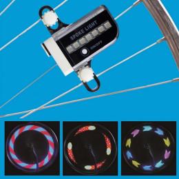 Bicycle Spoke light