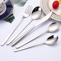 Exzact Stainless Steel 5pcs Cutlery Set