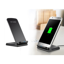 Qi Fast Wireless Charger  Charging Stand