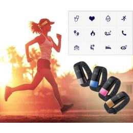M4 Bluetooth Smart Band Fitness Tracker